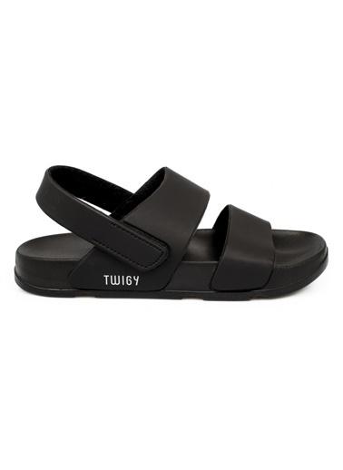 Twigy Sandalet Siyah